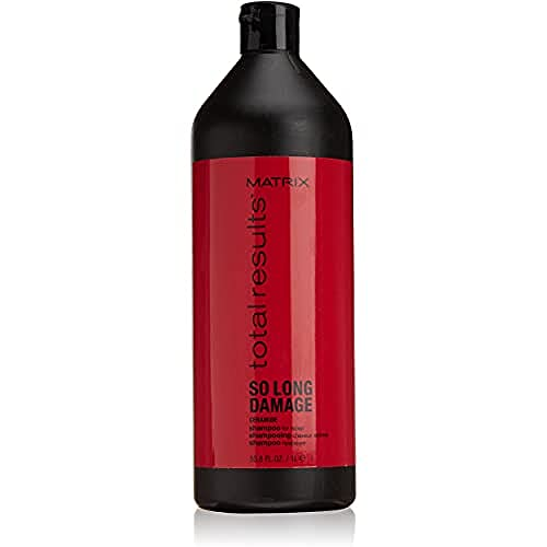 Matrix Shampoo, Total Results So Long Damage, 1000 ml