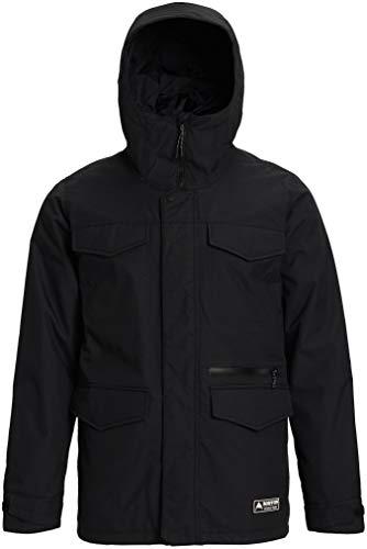Burton Mens Covert Jacket, True Black New, Medium