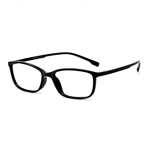Gafas De Lectura Fotocromáticas para Hombres Y Mujeres Gafas De Sol Ligeras Bisagras Resorte Lentes Lectura Inteligentes Que Cambian Color Interiores Exteriores,Negro,+2.00