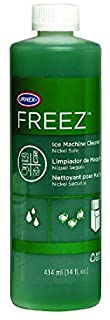 Urnex Freez Ice Machine Cleaner - 14 Ounce - 5 Use - Nickel Safe Formula Based On Citric Acid Commercial Ice System Cleani...