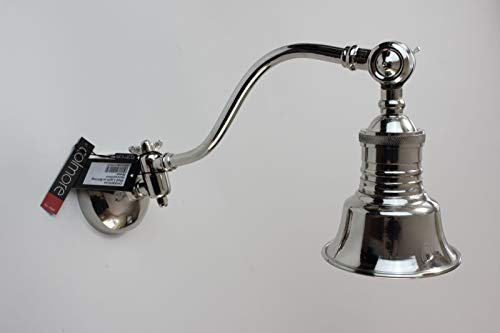 Colmore Wandlampe Wandleuchte verstellbar Gelenke Loft Industriedesign Lampe