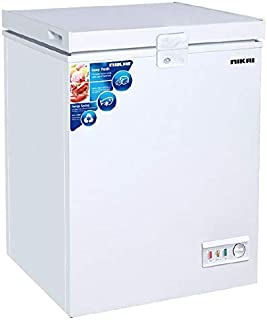 Nikai 150L Chest Freezer, White - NCF150N7, 1 Year Warranty