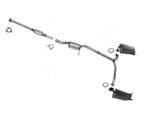 02 honda accord exhaust system - 4