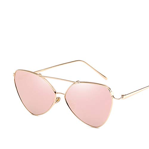 CUTEY Classic Aviator Gafas de Sol para Hombres Mujeres Premium Polarizado Estilo Militar Gafas de Sol Marco de Metal UV400 Protección