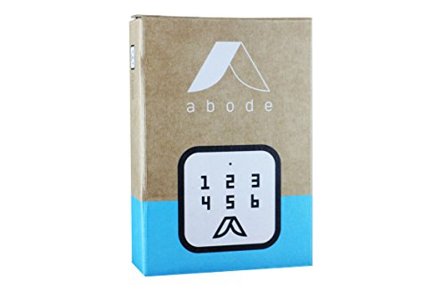 abode Wireless Keypad | Easy Tool-Free Install | Arm & Disarm Your System