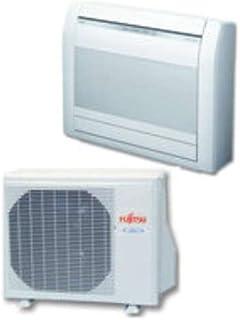 Fujitsu 8435162751071 - Aire acondicionado de suelo agy25uia-lv