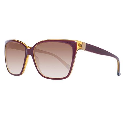 GANT GA8027 5869F Sonnenbrille GA8027 5869F Schmetterling Sonnenbrille 58, Braun