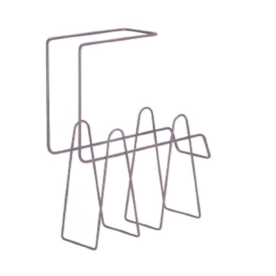 いくつかの静脈トラフィックI'mD (アイムディ) テーブルラック 耐荷重3kg ベウ ブラウン BEWTRBR