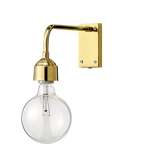 Bloomingville Wandlampe Gold