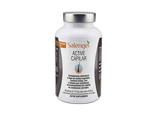 Salengei Active Capilar, 60 Cápsulas, Pack de 1