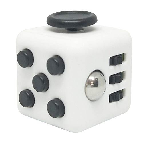 hemicala Fidgetwürfel Anti Stress Würfel Schreibtisch Squeeze Cube Spielzeug In Stressabbau Hand Magic Würfel Mini Cube Würfel Puzzle Spiel