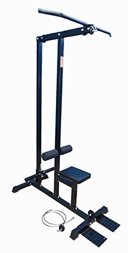 TDS 600lb Rated LAT MC (OLY) with Deluxe seat, Covered Foam Knee Holders,