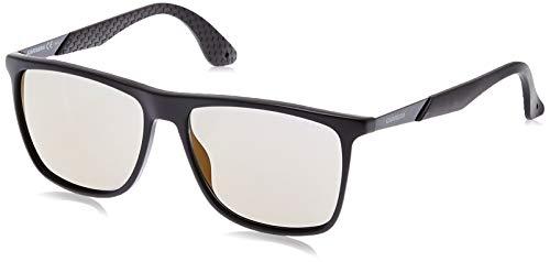Carrera 5018/S CT MHX Gafas de sol, Negro (Mat Black Black/Copper Grey Speckled), 56 Unisex-Adulto