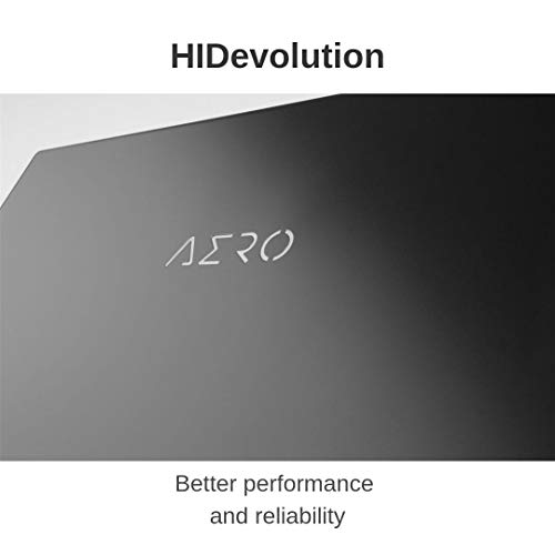 Compare HIDevolution AERO 17 WA-7US1130SO (A17-WA-7US1130SO-HID10) vs other laptops