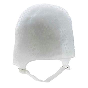Dompel - Silicone Highlight Hair Cap with Needle Model 233 CA -