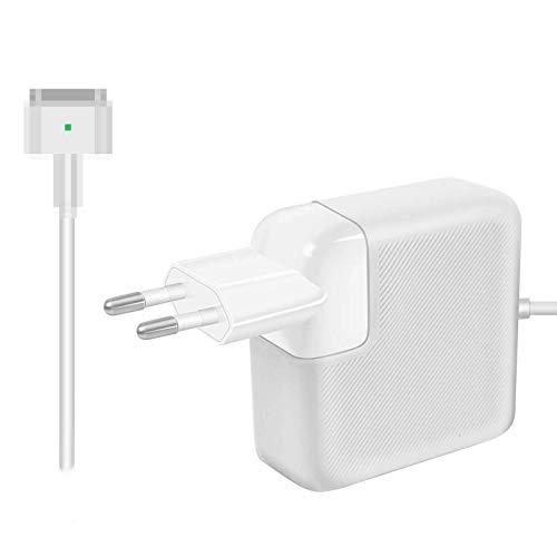 """Compatible avec Mac Pro Alimentation 85 W magnétique Chargeur pour Mac Pro Retina 13"""" 15"""" 17"""" avec connecteur en T Medium 2012, 2013, 2014, mi-2015"""