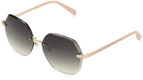 Karen Millen zonnebril dames KM7018 Rose Gold Pink, 61/15-140