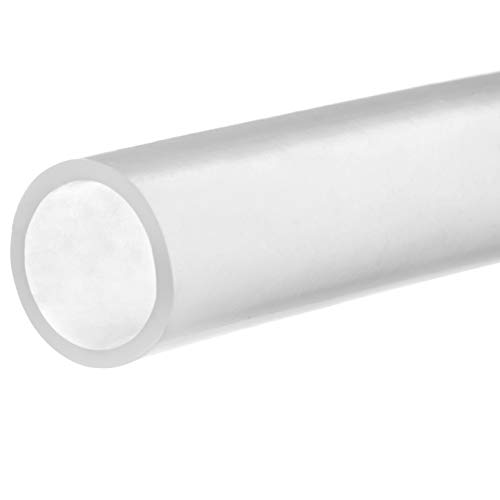 """USA Sealing Chemical Resistant FEP Tubing - 1/8"""" ID x 3/16"""" OD x 100 ft. Long"""