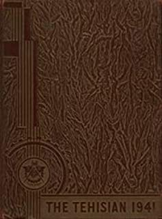 (Custom Reprint) Yearbook: 1941 Tech High School - Tehisean Yearbook (Atlanta, GA)