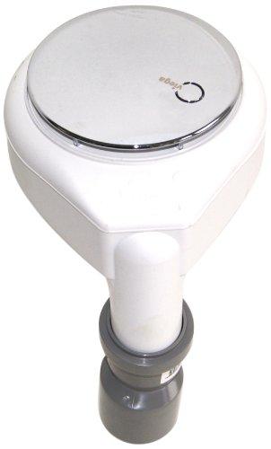 Viega 364687 5636.1 Siphon anti-odeur à tube d'évacuation vertical 40/50 mm
