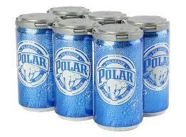POLAR Pilsen, Cerveza Tipo Pilsen, 6 Latas de 237 ml cada una/POLAR Pilsener, Pilsen Type Beer, 6-Pack 8oz each
