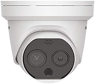 HIKVISION サーマルカメラ 発熱(体表温度)測定 AI顔認識 防犯ドームカメラ (DS-2TD1217B-6/PA)...