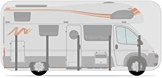 HBCOLLECTION Breathable Premium Cover 7.0m long for Motorhome Class A