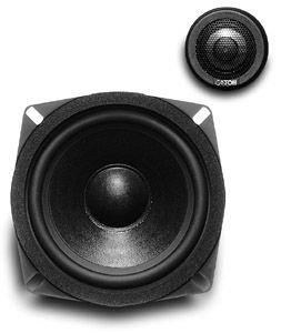 Canton Pullman RS 2.13 2-Weg 2-Wege Auto-Lautsprecher