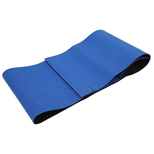 minifinker Recortador de Cintura, ergonomía Agradable para la Piel y fijación científica Cinturón de Soporte de Cintura elástica para Fitness y Yoga
