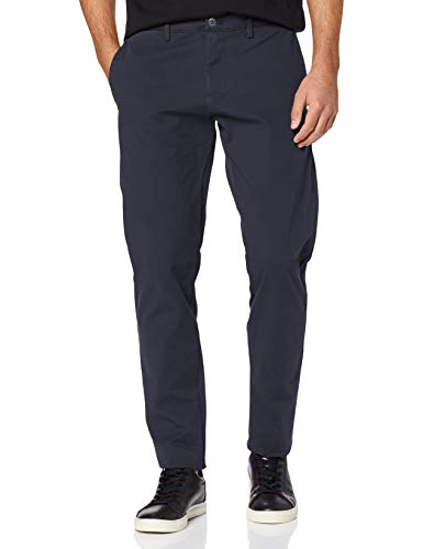 Dockers Herren Smart 360 Flex Chino Tapered Hose, Blau Navy 0015, 36...