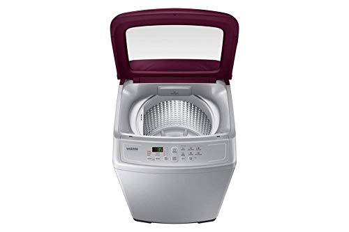 Samsung 6.2 kg Fully-Automatic Top Loading Washing Machine (WA62M4300HP/TL, Imperial Silver)