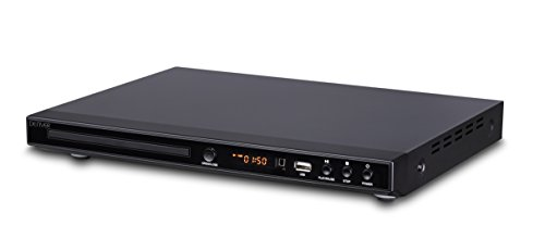 Denver DVH-1245 DVD-Player Schwarz