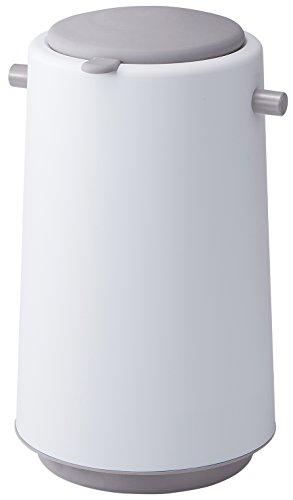 ライクイット(like-it)フタ付きゴミ箱ダイパーポット密閉おむつペールホワイト20L日本製LBD-15