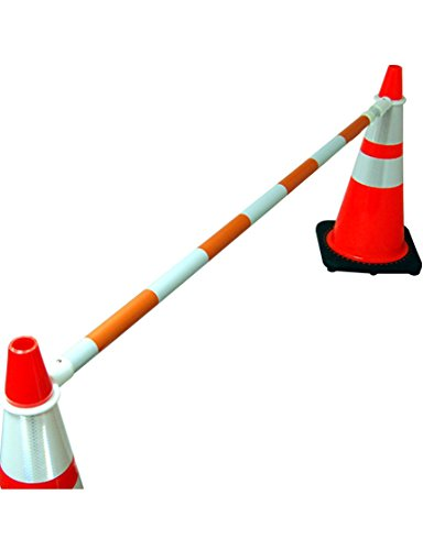 6 to10ft Expandable Cone Delineators New life sale Cones Bars for