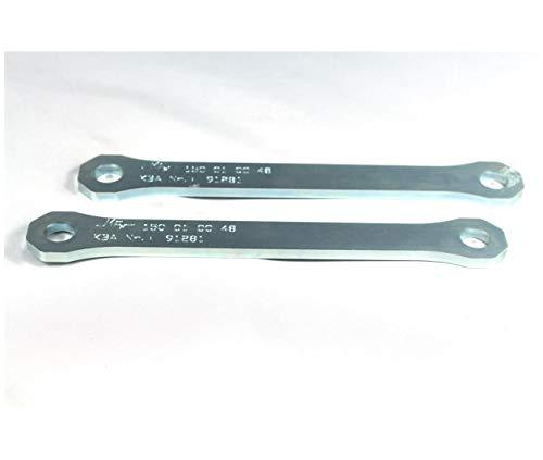 Compatible avec/Remplacement pour COMPATIBLE Z750-07/12-Z1000-07/09 / 1000 GTS-93/98 - KIT RABAISSEMENT DE SELLE-442979