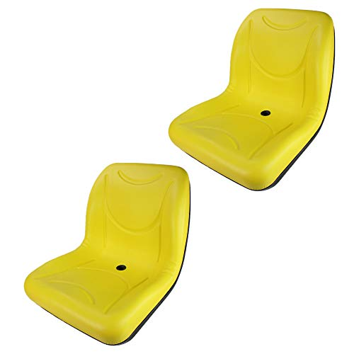 E-VG11696 Two Seats for John Deere Gator (2pcs) for XUV 850D, E GATOR, GATOR TURF, TE GATOR TURF ELECTRIC, TH TURF GATOR, TH 6X4 DIESEL GATOR, TX 4X2 GATOR, F735, F725, F710 ++