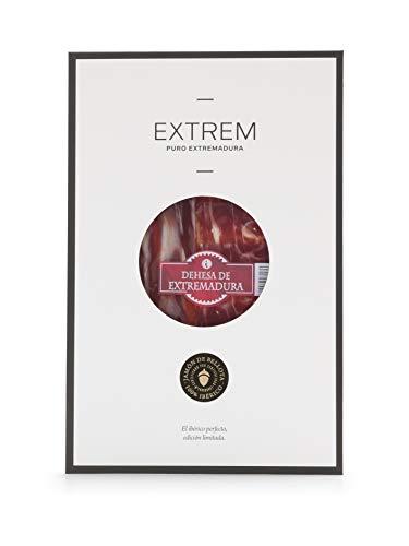 Jamón de bellota 100% ibérico D.O. Dehesa de Extremadura (10 Sobres 80gr en Cofre)