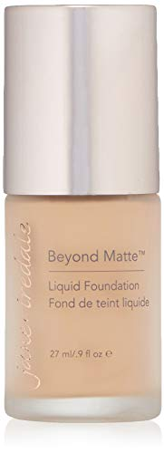 jane iredale Beyond Matte Liquid Foundation,  M2, 1er Pack (1 x 27 ml)