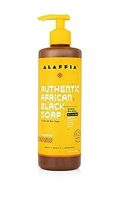 Alaffia Authentic African Black