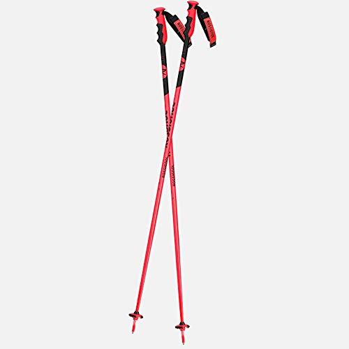 N/H 1 Paar Skistöcke aus Carbon-Aluminiumlegierung, für Downhill/Herren/Damen/Kinder/Junior/Freestyle/Rennen.