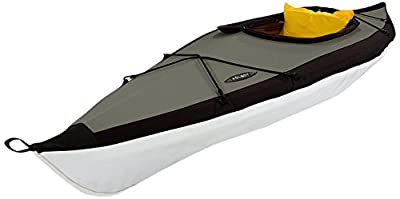 CB-SK/GR-STD-AIR-BK-P Folbot Recreational Citibot Foldable and Portable Kayak by Folbot