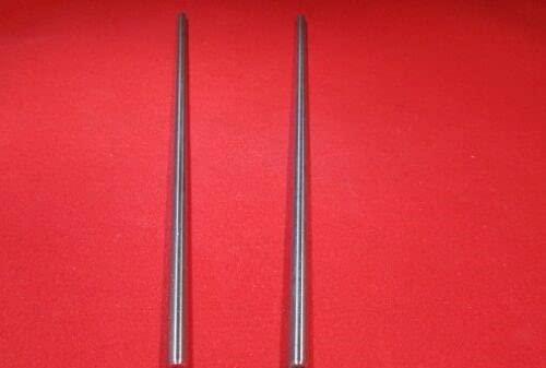 shipfree 2 Pcs of 12L14 Steel Shaft Rod x 16
