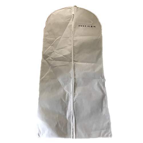Anne Klein Travel Garment Bag (White, One_Size)