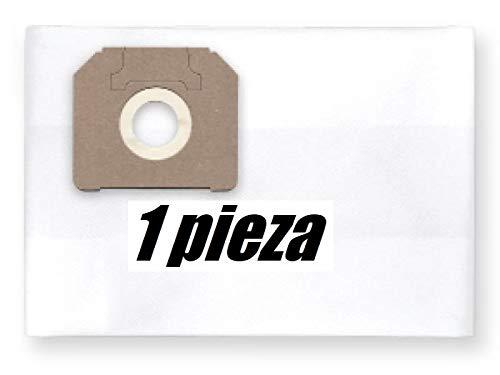 1x Bolsa reutilizable con cremallera para aspirador tejido Makita 446,443, 444M, 446L, VC 3511Q