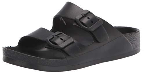 Steve Madden Women's Evanne Flat Sandal