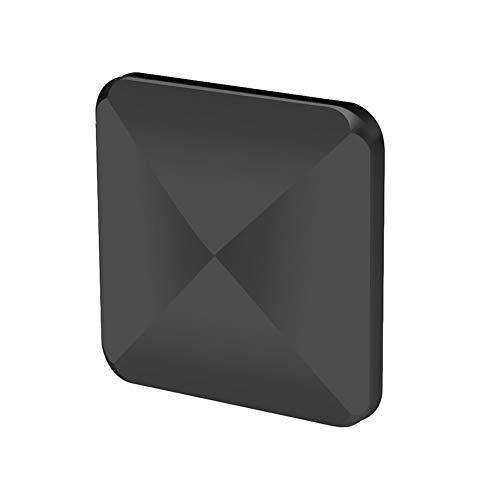 Miss House 2020 Flipo Flip Fingertip Gyro Desktop Flip Metal Decompressor Pocket Kinetic Energy Toys Relieves Fatigue Stress(Small Black)