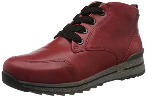 ARA Damen Osaka Sneaker, SCHWARZ, 38 EU