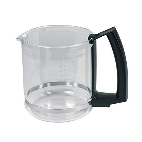 Krups Moulinex SEB MS623057 MS-623057 ORIGINAL Kaffeekanne Glaskanne Ersatzkanne Kanne 12 Tassen z.T. T8 Successor Kaffeemaschine Filterkaffeemaschine