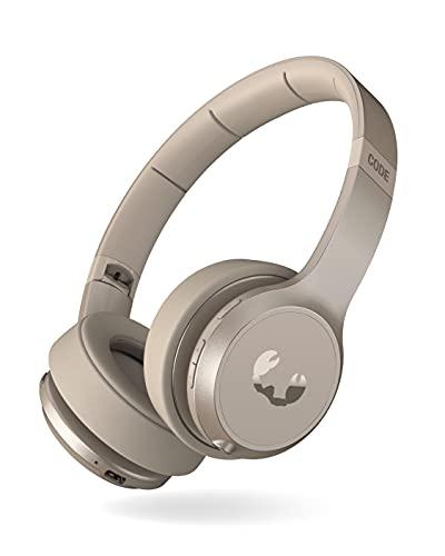 Fresh 'n Rebel Code ANC | Cuffie Bluetooth On-Ear con cancellazione attiva del rumore – Silky Sand