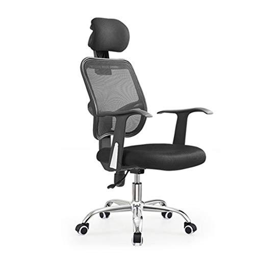 YUTRD ZCJUX Sillas de Malla para computadora y sillas de Oficina Ligeras y Transpirables (Color : D)